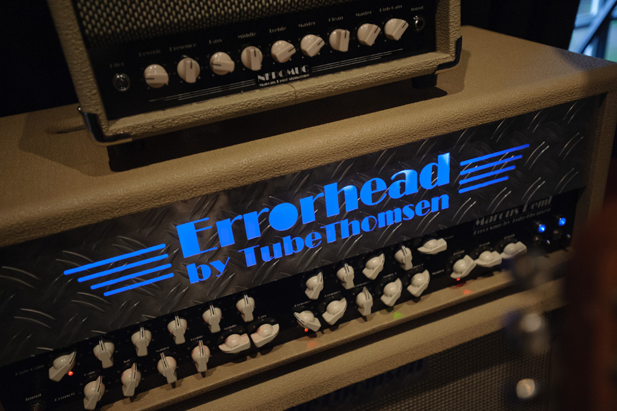 Errorhead Amplification