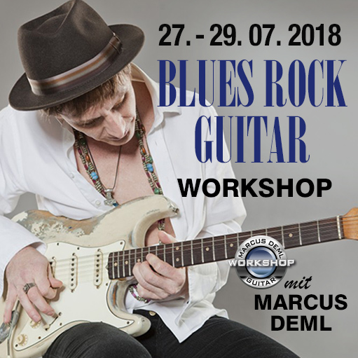 marcus deml guitar workshop 7 2018