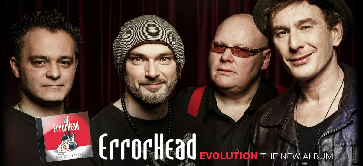 Errorhead Evolution Tour 2014
