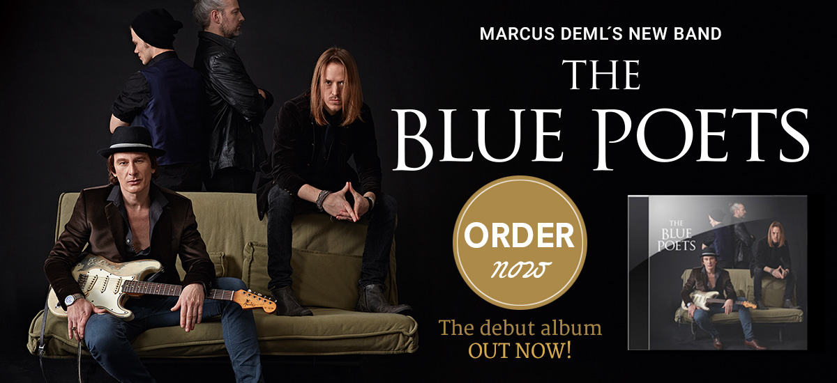 Marcus Deml new Band Album