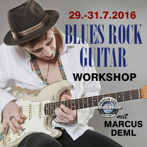 bluesrock guitar workshop 2016
